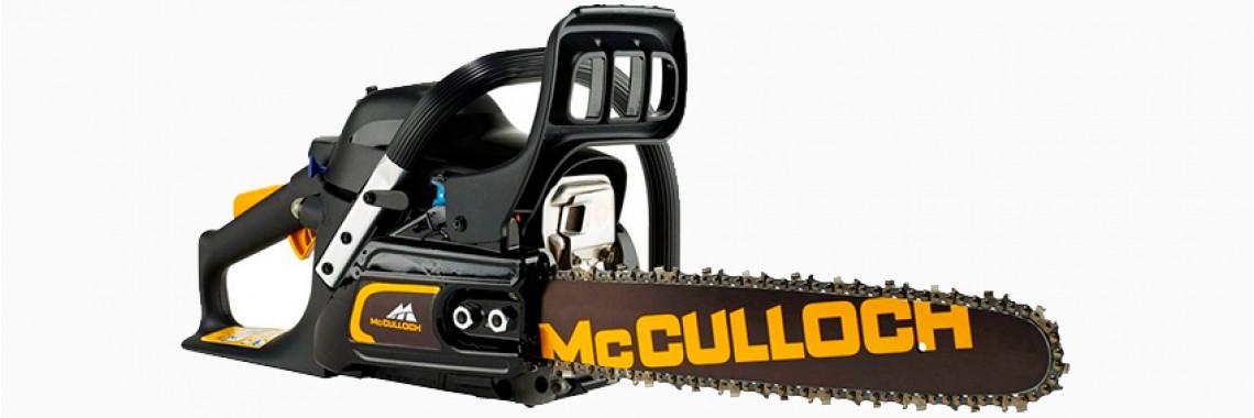 Бензопилы McCulloch