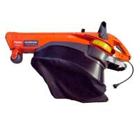 Садовый электрический воздуходув пылесос Flymo GardenVac 2500